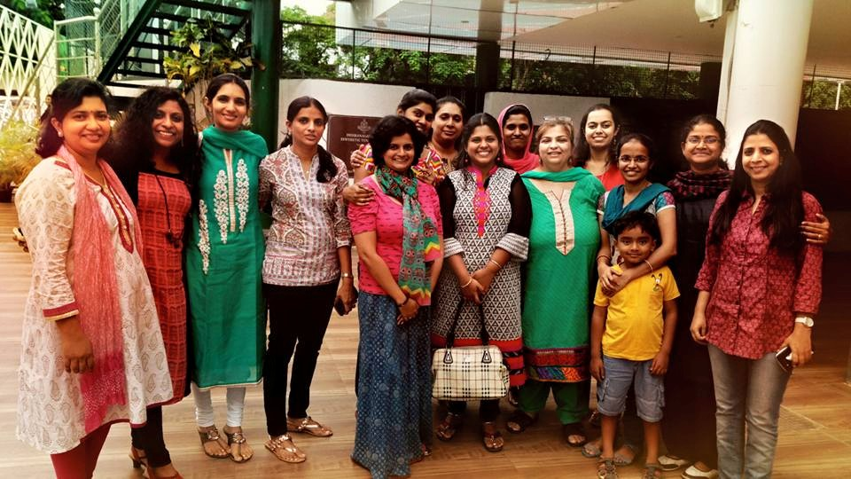 Bangalore Crafter's Meet 2015