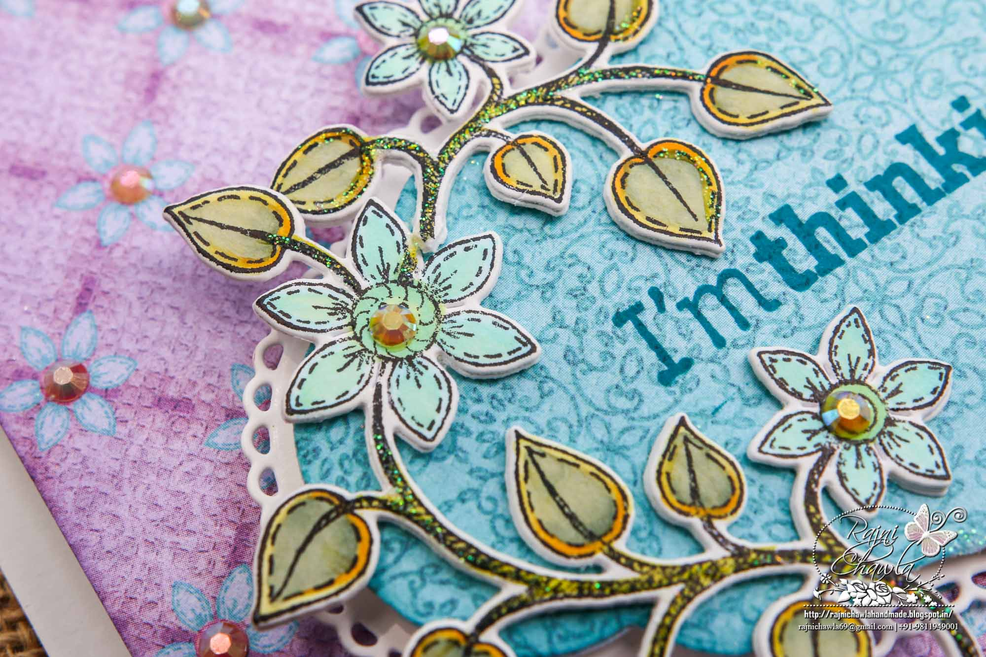 Debuting Patchwork Daisy Collection