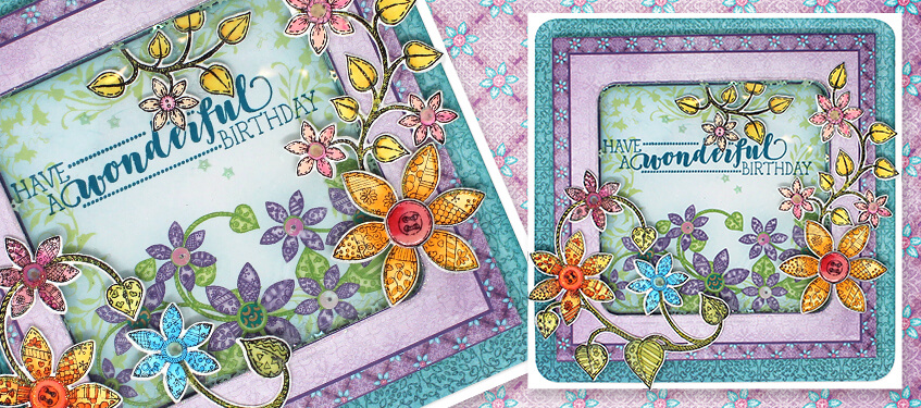 Dainty Daisies (Patchwork Daisy Collection)