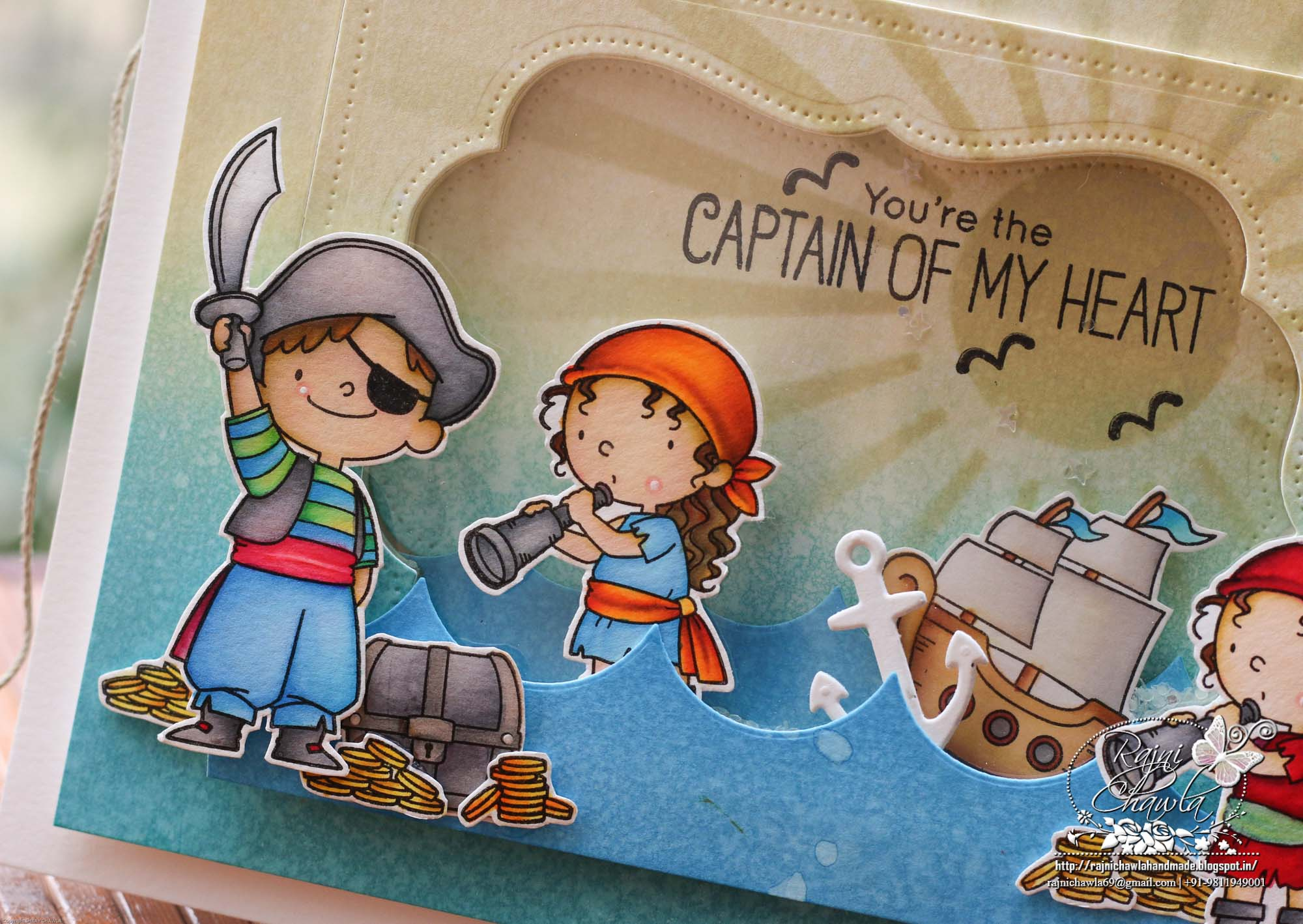 You're The Captain Of My Heart ( MFT)